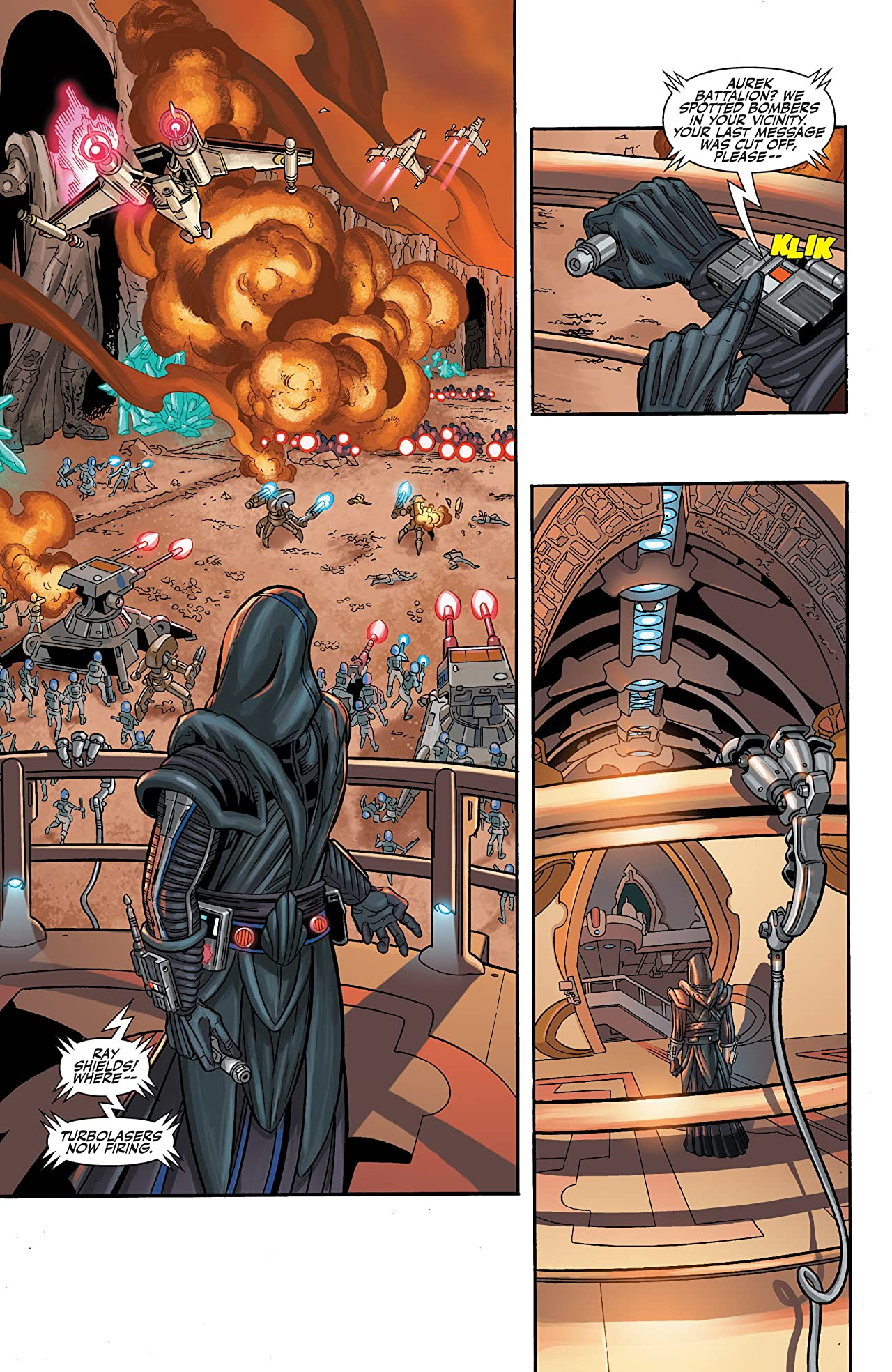Star Wars: The Old Republic (2010) #4