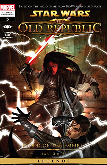 Star Wars: The Old Republic (2010) #5
