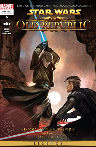 Star Wars: The Old Republic (2010) No.6