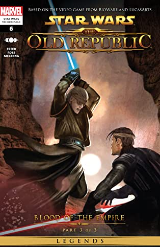 Star Wars: The Old Republic (2010) #6