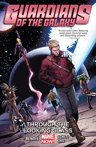 Guardians of the Galaxy Tome 5: Through The Looking Glass