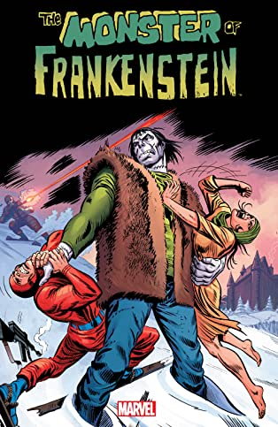 Monster of Frankenstein