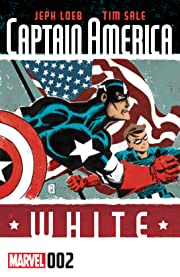 Captain America: White #2 (of 5)