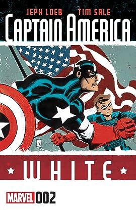 Captain America: White #2 (of 5)