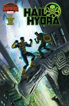 Hail Hydra (2015) No.3