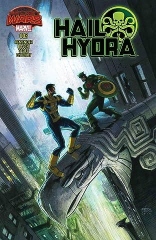 Hail Hydra (2015-) #3