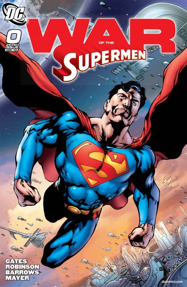 Superman: War of the Supermen No.0 (sur 0)