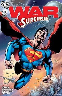 Superman: War of the Supermen No.0 (sur 0)