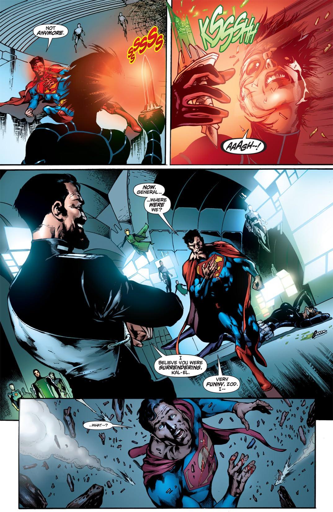 Superman: War of the Supermen #0 (of 0)
