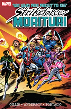 Strikeforce: Morituri Vol. 1