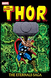 Thor: The Eternals Saga Vol. 2