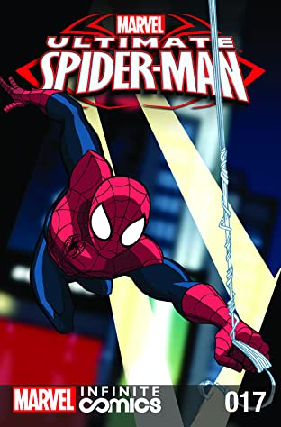 Ultimate Spider-Man Infinite Comic No.17
