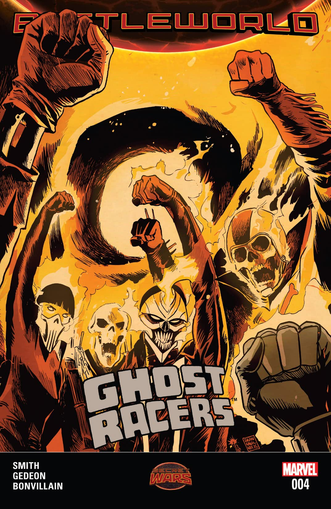 Ghost Racers (2015) #4