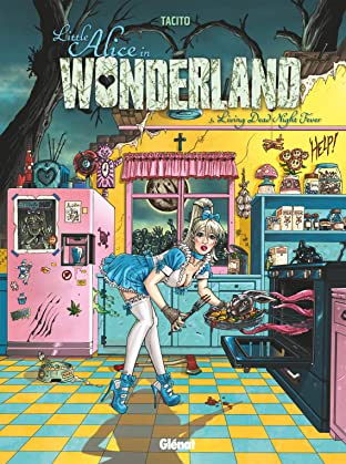 Little Alice in Wonderland Vol. 3: Living Dead Night Fever