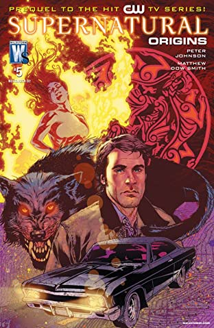 Supernatural: Origins #5