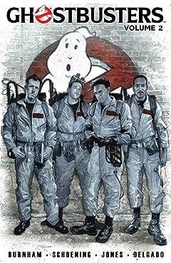 Ghostbusters (2011-2012) Vol. 2