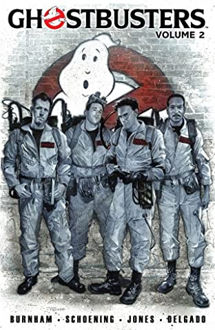 Ghostbusters (2011-2012) Tome 2