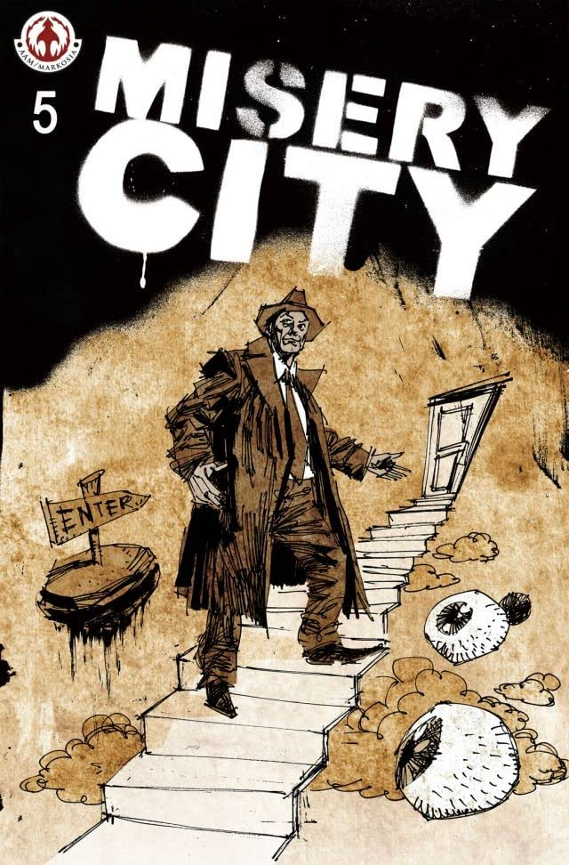 Misery City #5