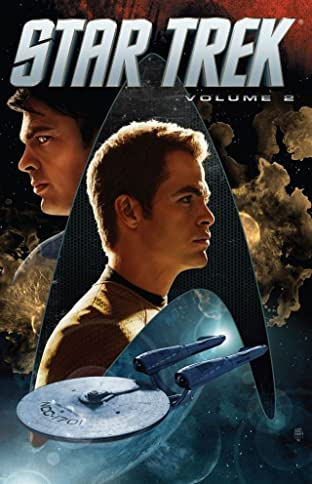 Star Trek (2011-2016) Tome 2