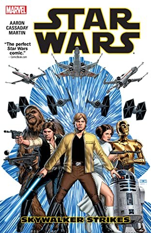 Star Wars Tome 1: Skywalker Strikes