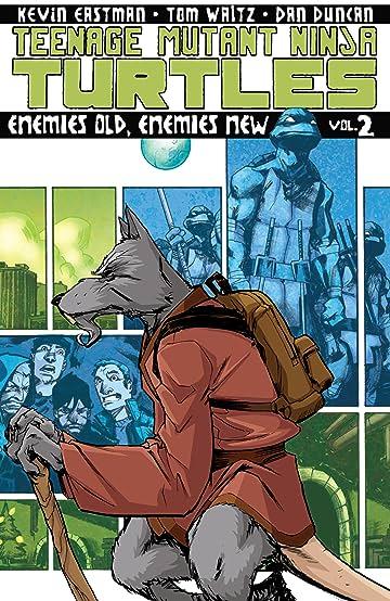 Teenage Mutant Ninja Turtles Tome 2: Enemies Old, Enemies New