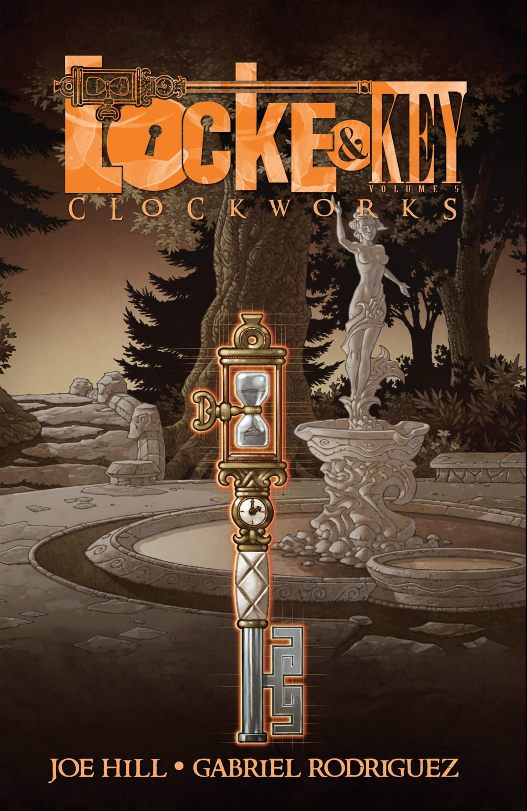 Locke & Key Tome 5: Clockworks