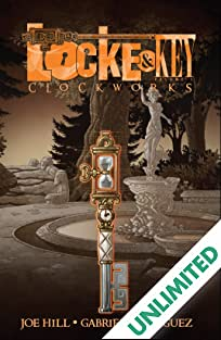 Locke & Key Vol. 5: Clockworks