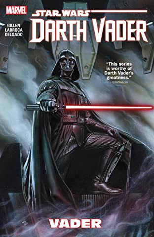 Star Wars: Darth Vader Tome 1: Vader