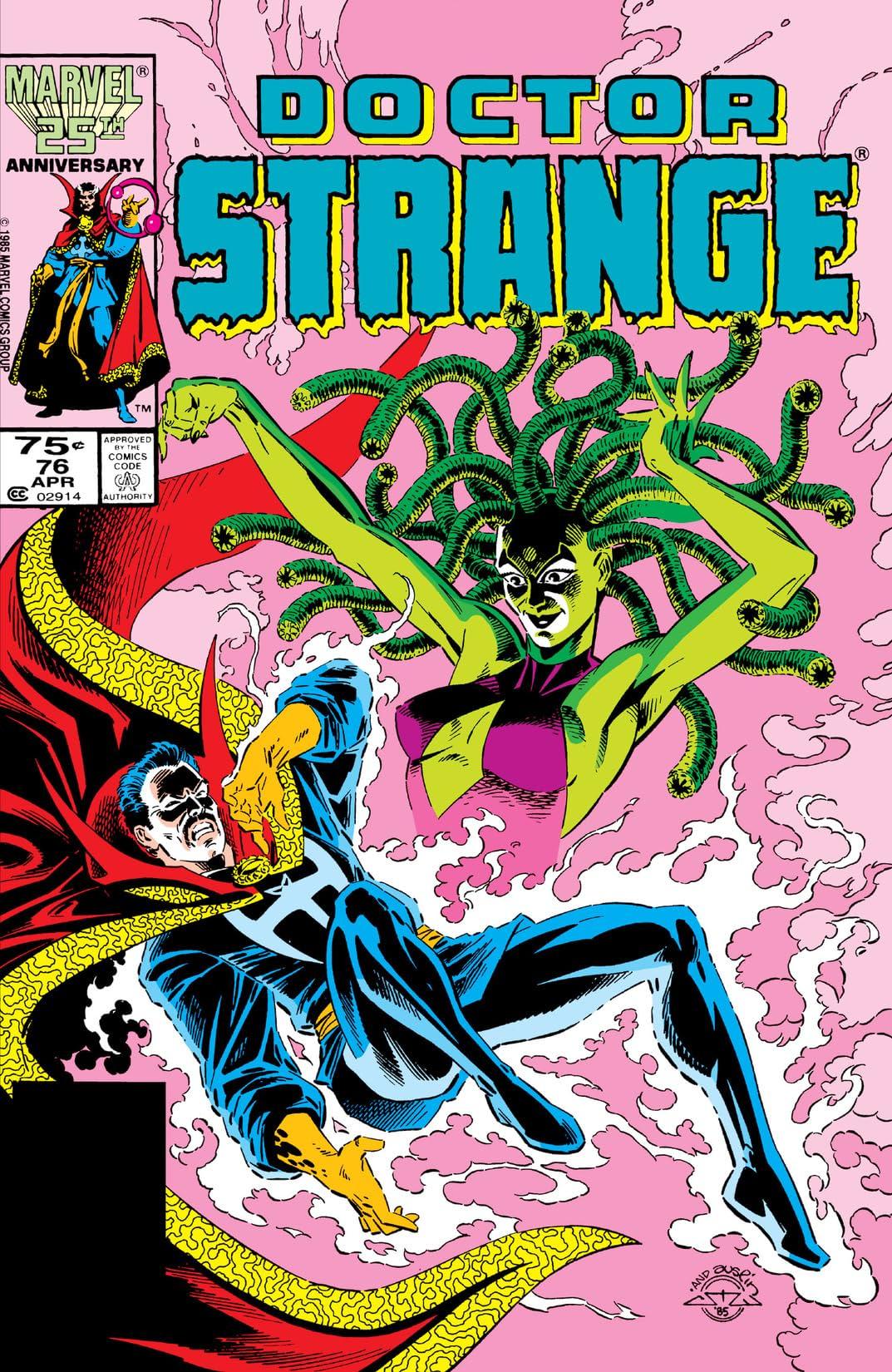 Doctor Strange (1974-1987) #76