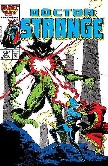 Doctor Strange (1974-1987) #77