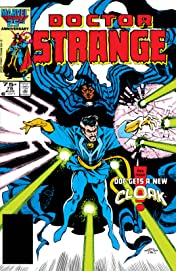 Doctor Strange (1974-1987) #78