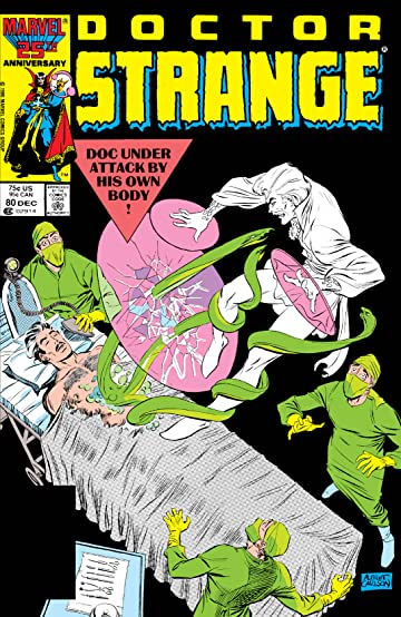 Doctor Strange (1974-1987) #80