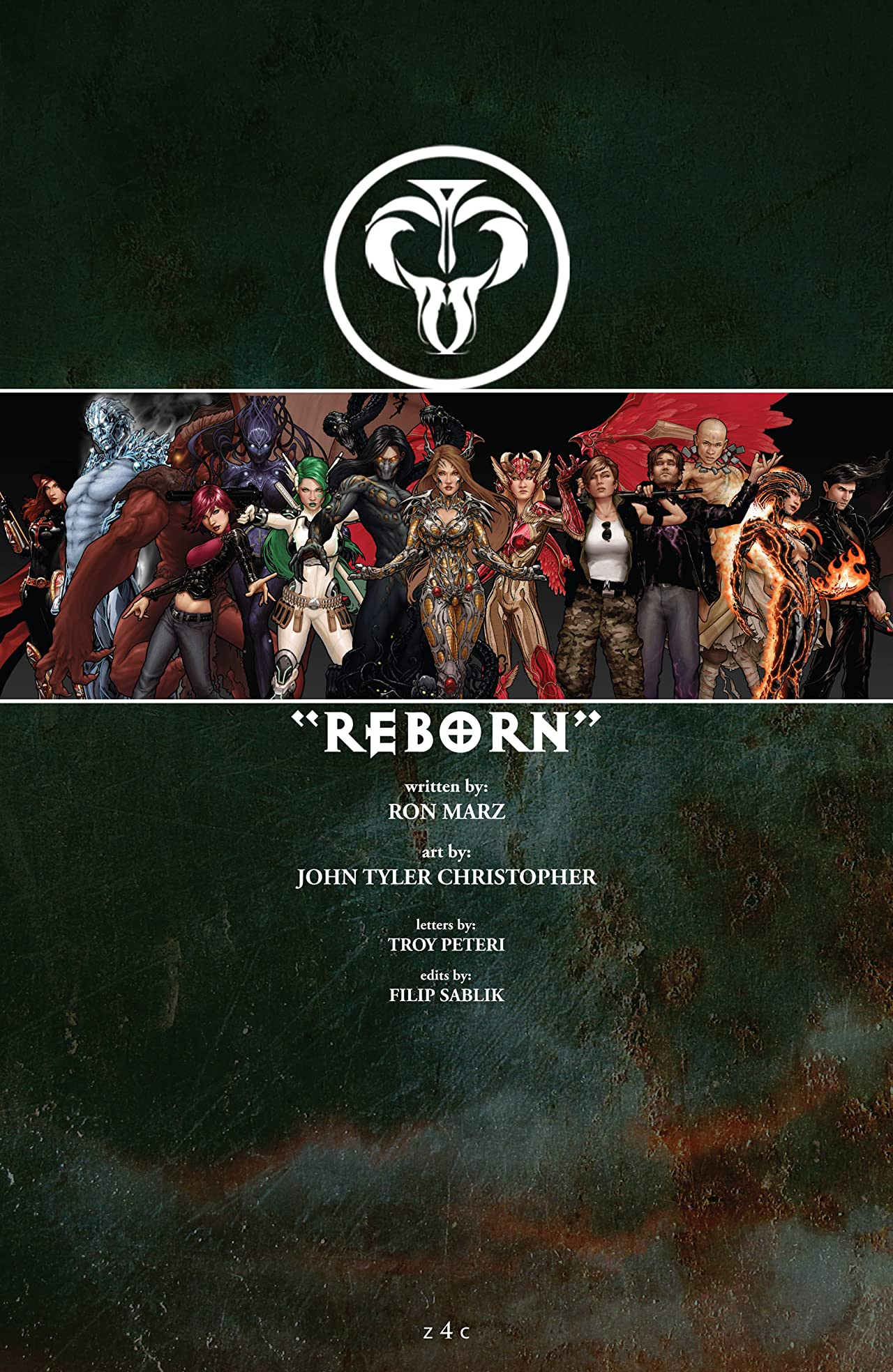 The Darkness: Rebirth Vol. 1