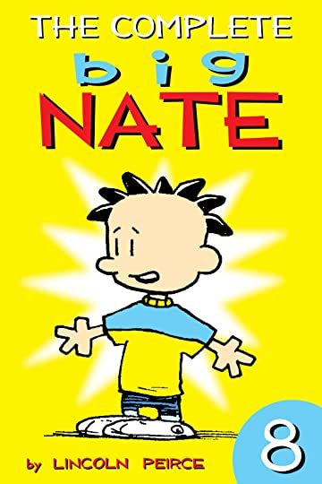 The Complete Big Nate Vol. 8