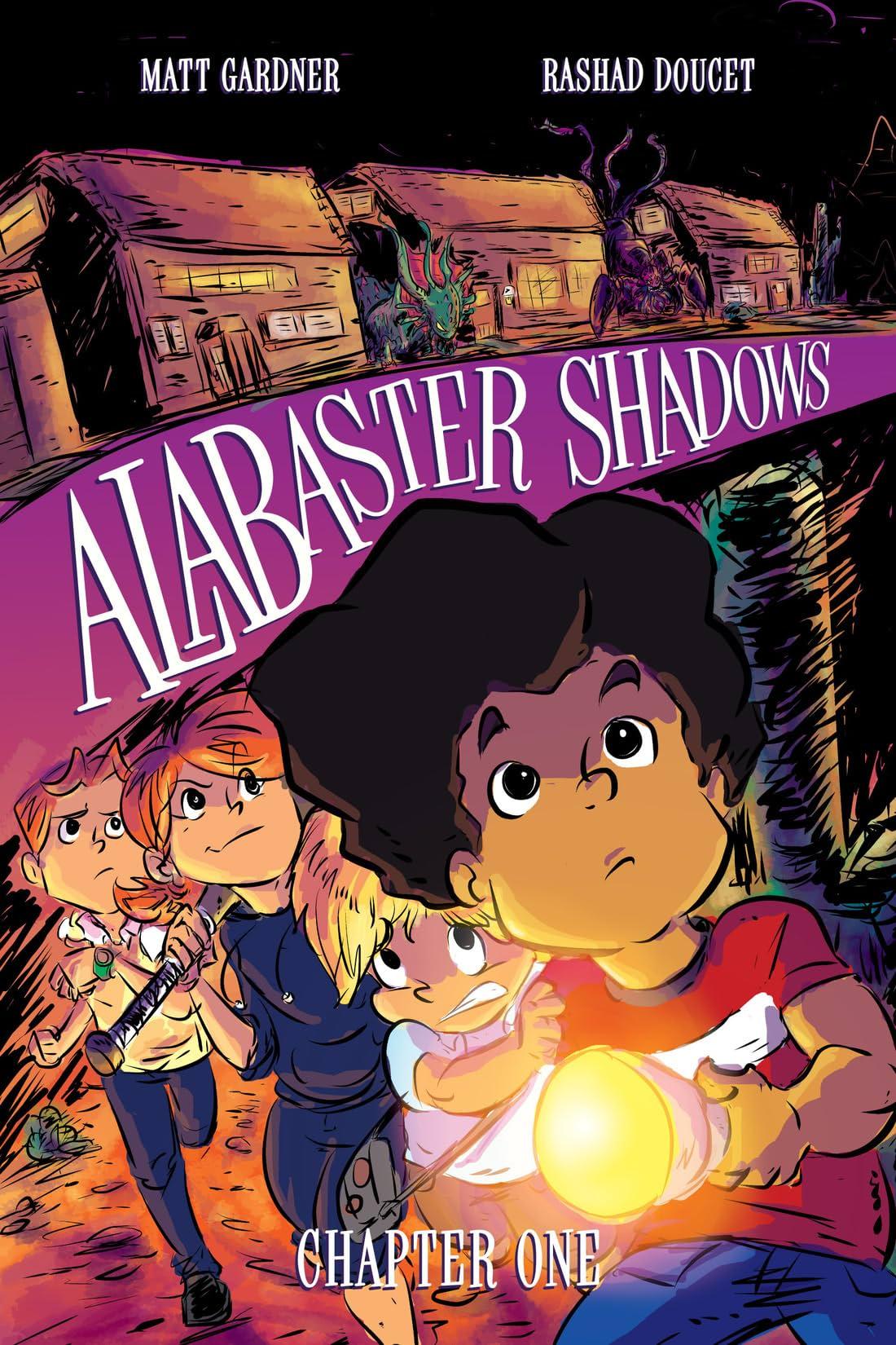 Alabaster Shadows #1
