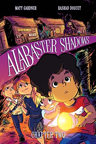 Alabaster Shadows #2