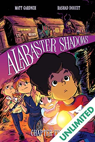 Alabaster Shadows #5