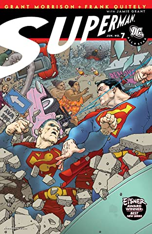 All Star Superman No.7