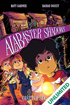 Alabaster Shadows #6