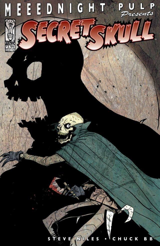 Secret Skull #2