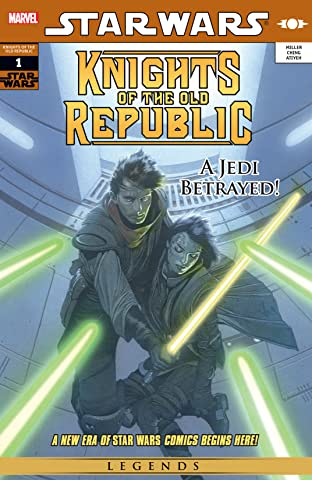 Star Wars: Knights of the Old Republic (2006-2010) No.1