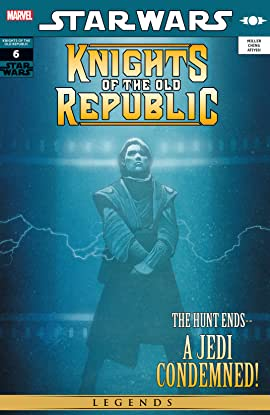 Star Wars: Knights of the Old Republic (2006-2010) #6