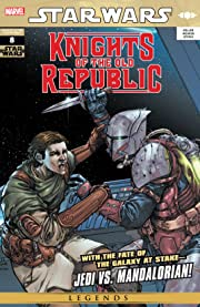 Star Wars: Knights of the Old Republic (2006-2010) #8