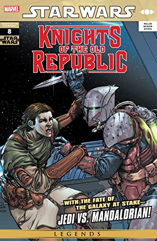 Star Wars: Knights of the Old Republic (2006-2010) No.8