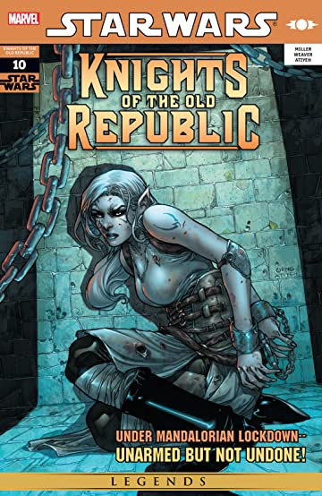 Star Wars: Knights of the Old Republic (2006-2010) #10