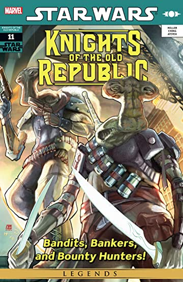 Star Wars: Knights of the Old Republic (2006-2010) #11