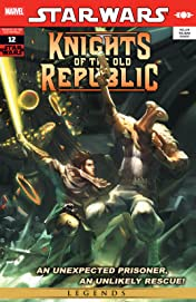 Star Wars: Knights of the Old Republic (2006-2010) #12