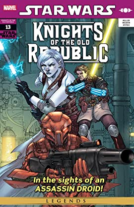 Star Wars: Knights of the Old Republic (2006-2010) #13