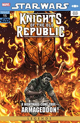 Star Wars: Knights of the Old Republic (2006-2010) No.15