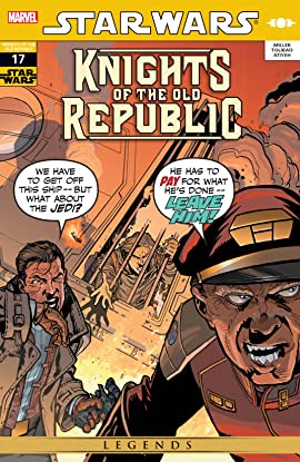 Star Wars: Knights of the Old Republic (2006-2010) #17
